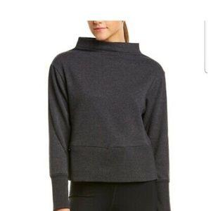Nike  Dri-Fit Versa Studio Mock Neck Sweatshirt
